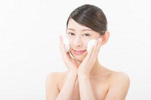 大人ニキビ対策:洗顔方法